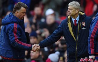 Arsenal fans in panic mode after Louis van Gaal revelation