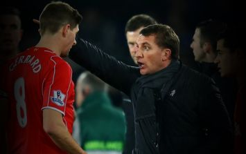 Brendan Rodgers reacts to possibility of Old Firm meeting with Steven Gerrard next season