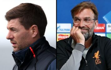 Jurgen Klopp has two reasonable conditions if Steven Gerrard wants managerial advice