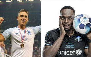 Former Manchester United Champions League winner confirmed for Soccer Aid