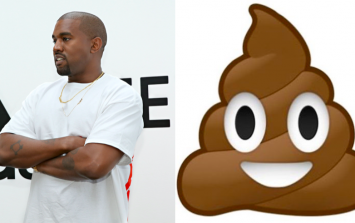 "Kanye West has released a new song and it's ""poop"""