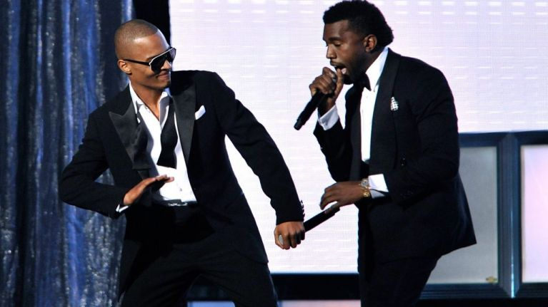 """Kanye West releases politically-driven new song """"Ye vs. the People"""" with T.I."""