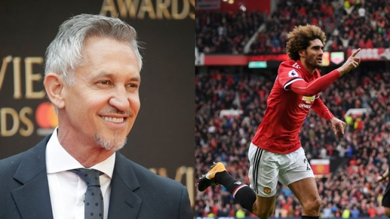 Gary Lineker highlights incredible Arsenal fact after loss to Man United