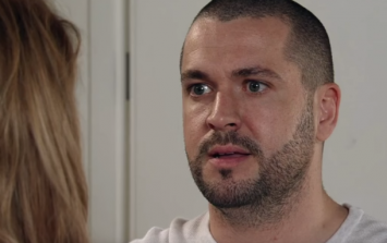Shayne Ward has revealed Corrie's 'most shocking exit ever' is coming next month