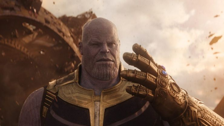 Infinity War's weirdest scene may hold the key to the future of the MCU