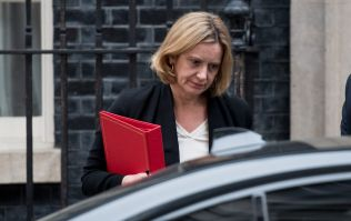 Amber Rudd resigns as home secretary over Windrush generation scandal