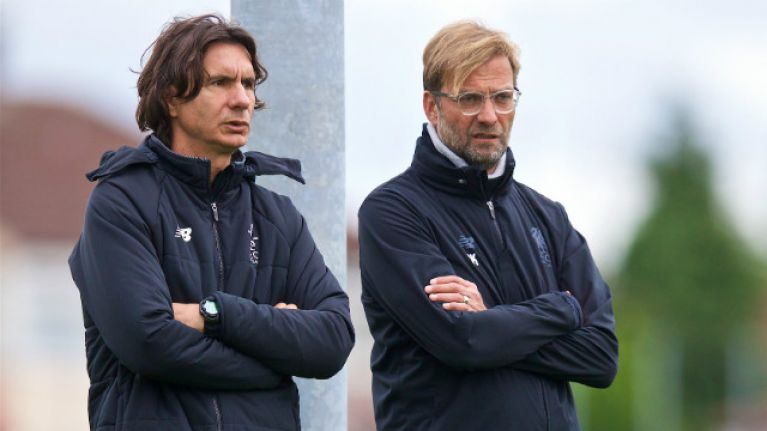 Klopp's assistant Buvac steps aside from Liverpool until the end of the season due to 'personal reasons'
