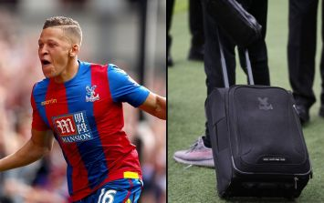 Crystal Palace mercilessly troll Dwight Gayle for failing to return piece of club merchandise