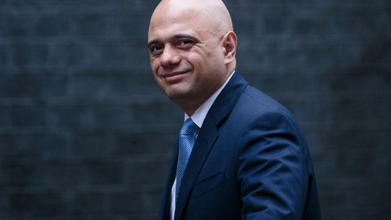 Sajid Javid has replaced Amber Rudd as home secretary
