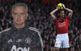 Gary Neville already knows who he wants to succeed Jose Mourinho at Man United