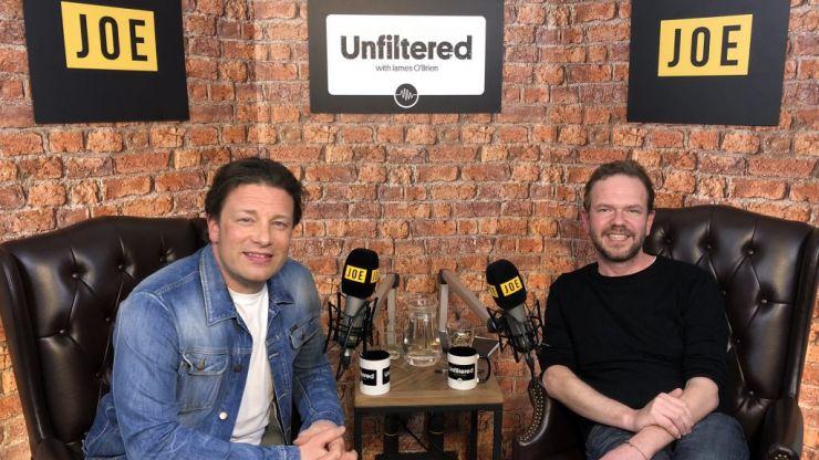 Unfiltered with James O'Brien   Episode 30: Jamie Oliver