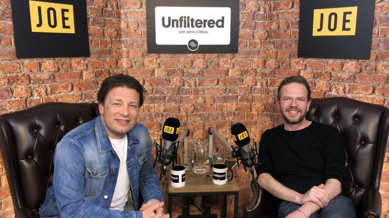 Unfiltered with James O'Brien | Episode 30: Jamie Oliver