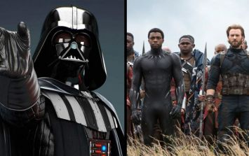 Star Wars sends Marvel a clever congratulations note on their incredible box office success