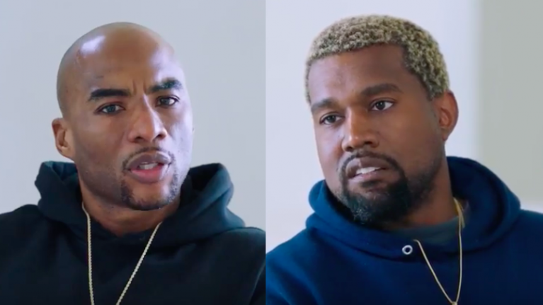 The Kanye West interview we've all been waiting for has arrived