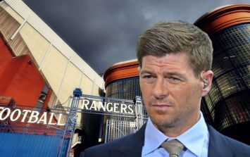 Steven Gerrard shouldn't even consider becoming Rangers manager
