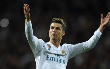 Brazilian Ronaldo is full of praise for Cristiano's goal-scoring ability