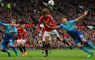 Marouane Fellaini claims Manchester United made a mistake with him