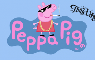 Is Peppa Pig too gangster? We've conducted a thorough investigation