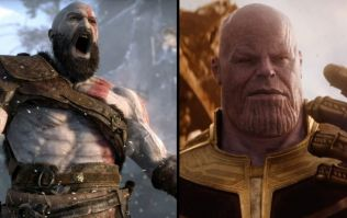 God Of War fans are freaking out at this hidden Avengers: Infinity War connection