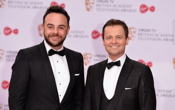 We may now know the show Ant McPartlin will return to TV with