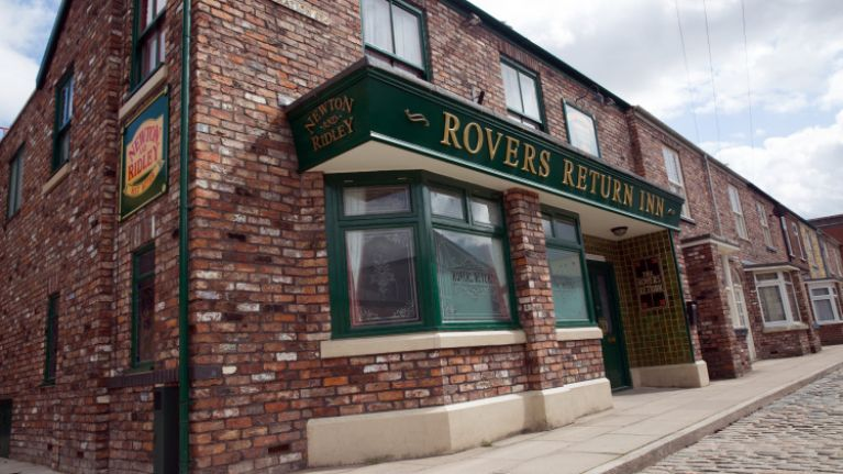 Coronation Street tours are happening this month, if that's what you're in to