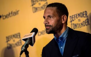 Everyone is making the same joke as Rio Ferdinand is denied a boxing licence