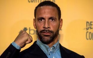 Rio Ferdinand has been denied a boxing licence