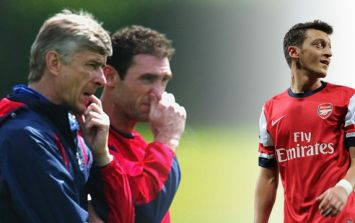 Arsene Wenger responds to Martin Keown's vicious Mesut Ozil assessment