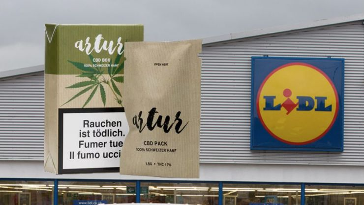 Lidl now selling cannabis products inEurope
