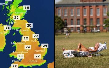 Bank Holiday Burn: Met Office confirm hottest May Bank Holiday ever