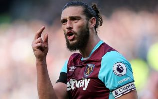 David Moyes reveals that he's fined Andy Carroll