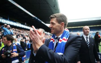 People are queuing up to make the same joke about Steven Gerrard and Brendan Rodgers