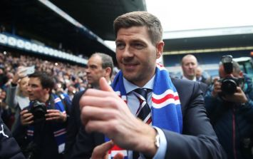 Steven Gerrard isn't the only Liverpool coach heading to Rangers