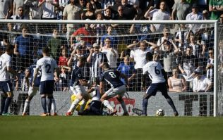 Supporters complain about kit issue as West Brom stun Spurs