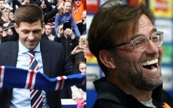 Steven Gerrard targeting Liverpool forward as first Rangers signing