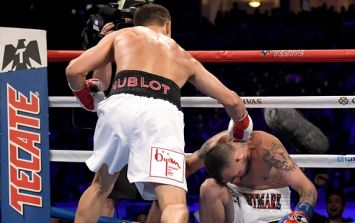 Gennady Golovkin takes out 'Canelo' frustrations on Vanes Martirosyan