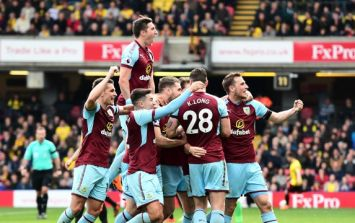 Burnley have officially qualified for Europe next season