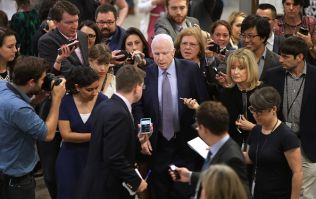 John McCain reportedly doesn't want Donald Trump at his funeral
