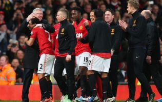 Here are all the messages from Man United players to Sir Alex Ferguson