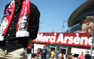 COMMENT: Everything shines for Arsene Wenger on a special day at the Emirates