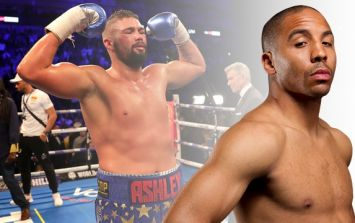 Former pound-for-pound king Andre Ward responds to Tony Bellew's call-out