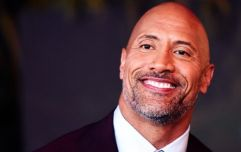 The Rock celebrated his birthday and his cake was hilarious