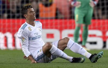 """""""I don't know how long he'll be out"""" - Cristiano Ronaldo undergoing scan today"""
