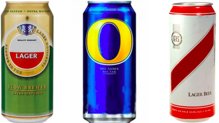 QUIZ: Can you guess the beer from its can?