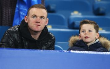 """Wayne Rooney """"in serious talks"""" about leaving Everton for new club"""