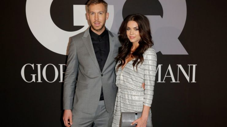 Calvin Harris involved in car accident with girlfriend