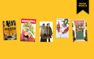 The recent graphic novels every book lover should read