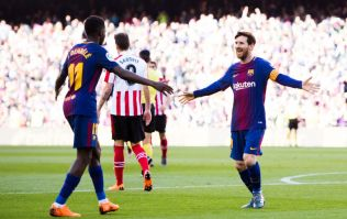 Messi's adjustment to Barcelona teammate shows just how great he is