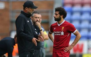 Jurgen Klopp not happy that Mo Salah travelled to London to collect award