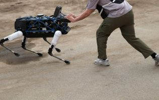 Why are they doing this: Boston Dynamics release new footage of running jumping super trooper